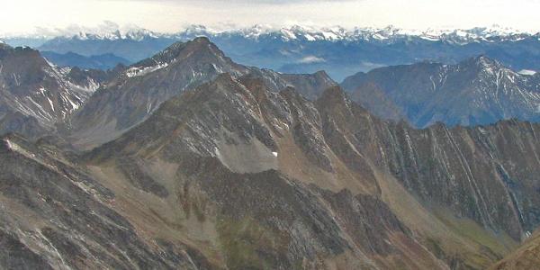 Rotes Beil Pfitsch valley