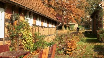 """Idyllisch: Am Kuhlhoff können Schulklassen die Natur direkt """"vor Ort"""" kennenlernen."""
