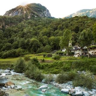 Foroglio, Valle Bavona