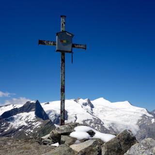Gipfelkreuz des Wildenkogel.