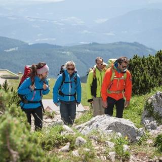 Wanderung Hochschneeberg