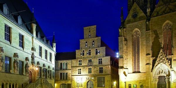 Rathaus des Westfälischen Friedens und Stadtwaage