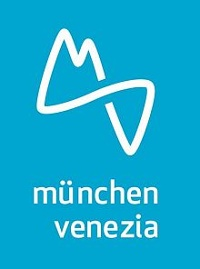 Radfernweg München-Venezia- Logo /Isarradweg
