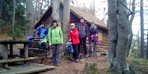 Hütte unterm Ofenberg