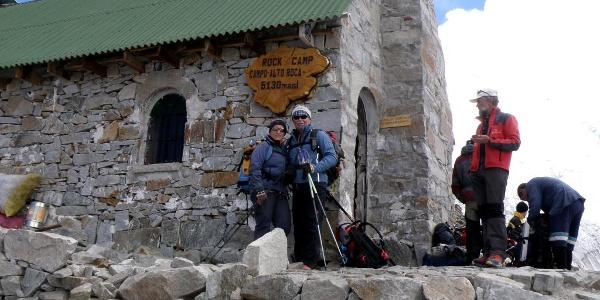 Rock Camp 5160m