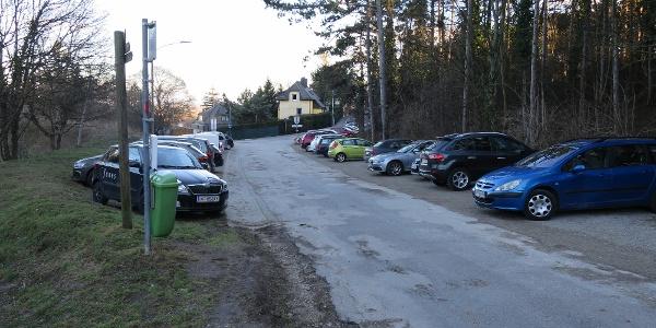 Parkplatz Perchtoldsdorfer Heide