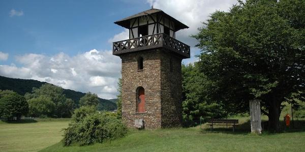 Rheinbrohl Römerturm