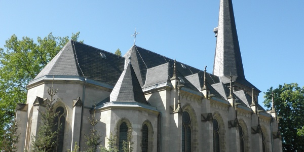 Heiligkreuzkirche - Vieselbach