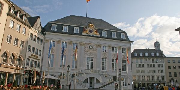 Historisches Rathaus in Bonn