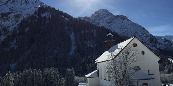 Kapelle St. Martin am Baader Höhenweg