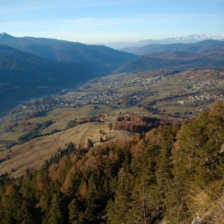 Blick von Monte Cucal