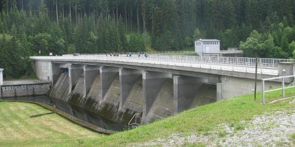 Überleitungssperre Königshütte