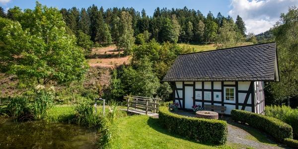 Waldarbeiter- und Förstermuseum in Latrop