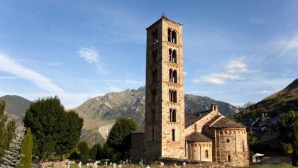 Esglèsia Romànica de Sant Climent de Taüll. Vall de Boí. Alta Ribargorca