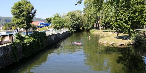 Fluss- und Erlebnisbad St. Ruprecht an der Raab