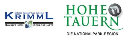 Logo Tourismusverband Krimml - Ferienregion Nationalpark Hohe Tauern