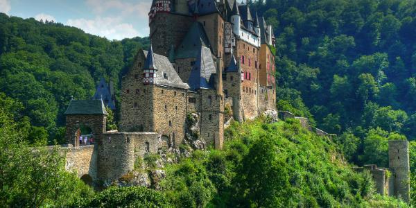 Montenich Burg Eltz Wierschem Wanderung Outdooractive Com