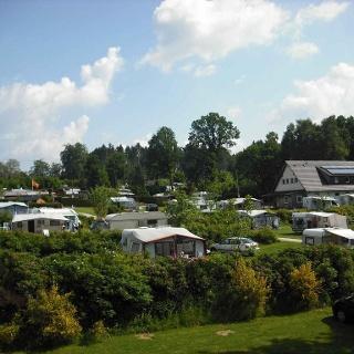 Eurocamp Holperdorp Campingbereich
