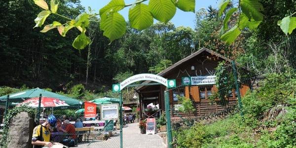 Rietania Hütte