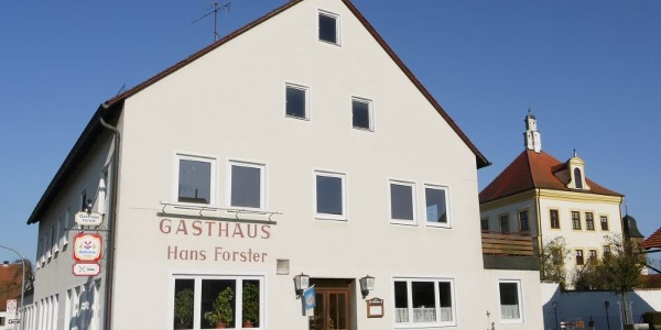 Gasthaus Forster in Train im Hopfenland Hallertau