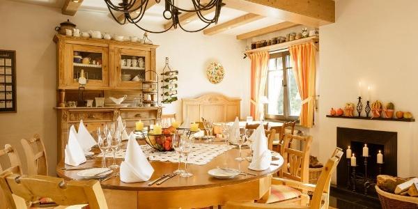Restaurant im Landgasthof Mücke in Marsberg