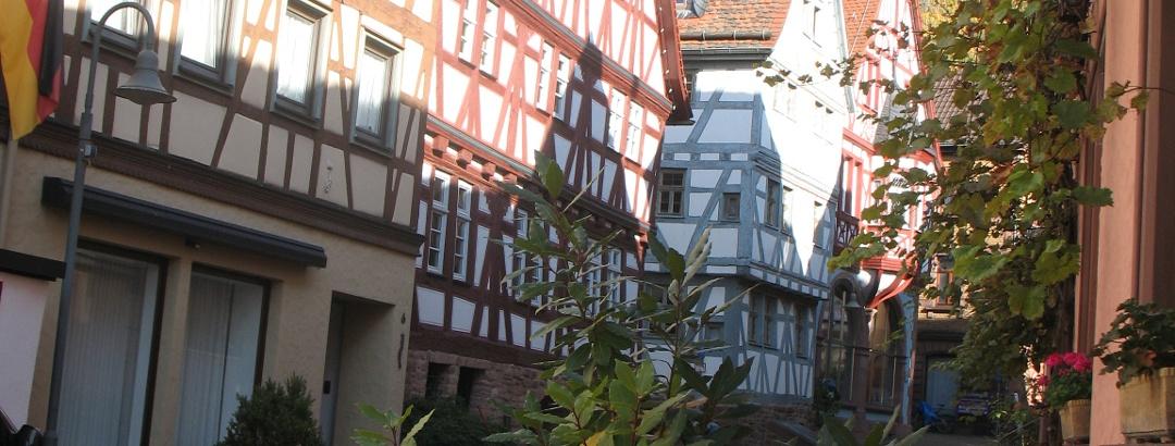 Klingenberger Altstadt