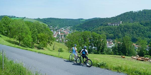 Rennradtour durch Kirchschlag in der Buckligen Welt