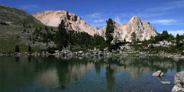 Natural park Fanes-Sennes-Braies