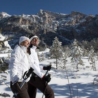 Winter walk Tamersc
