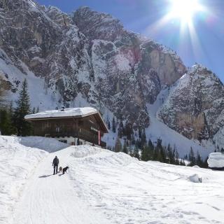 Val Campo di Dentro Rifugio Tre Scarperi San Candido