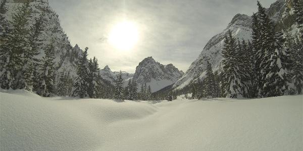 Rifugio Tre Scarperi Mountain Hut