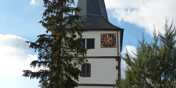 F7: Martinskirche Döffingen