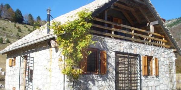 mountain Hut Varda