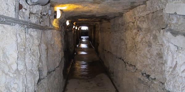 Cunicolo sotterraneo