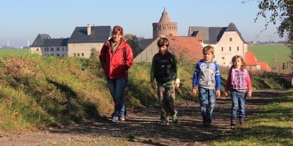 Wanderwege in Leisnig