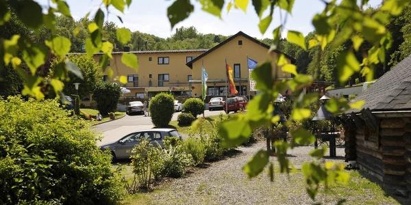 Klimaneutrales Waldhotel Felschbachhof Ulmet