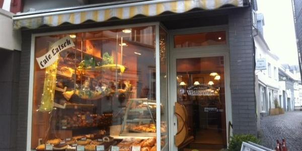 Café Latsch / Bäckerei Weinbrenner