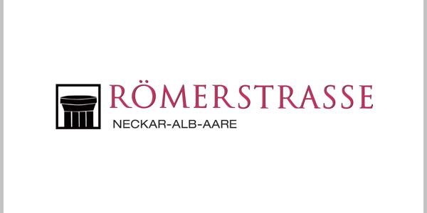 Logo Römerstraße Neckar-Alb-Aare