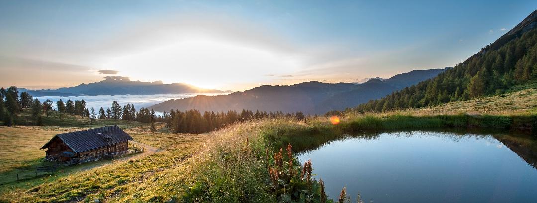 Wandern in den Salzburger Sportwelten