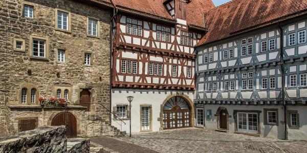 Staufer- und Fachwerkstadt Bad Wimpfen