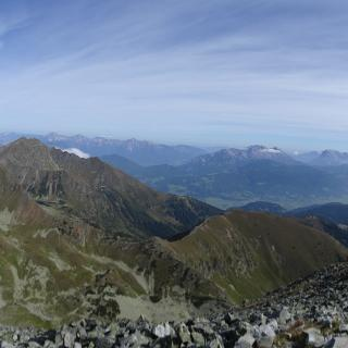 Gipfelpanorama