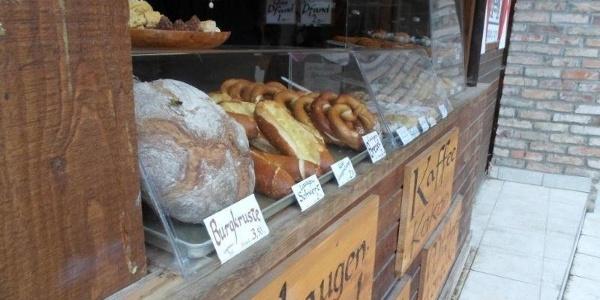 Burgbäckerei