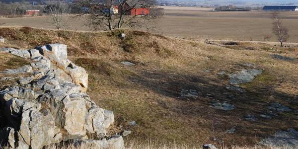 Stenbrottet innan Dalby