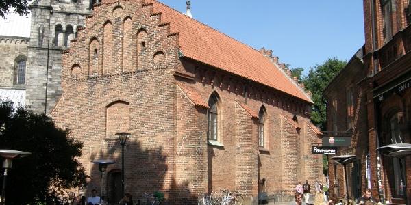 Liberiet - Pilgrimscentrum i Lund