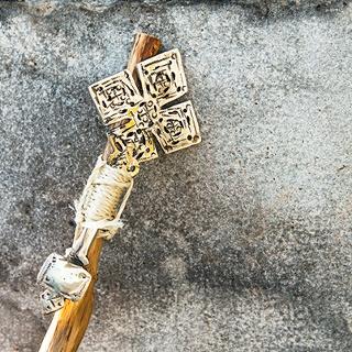 Pilgrimsstaven din vän på vägen