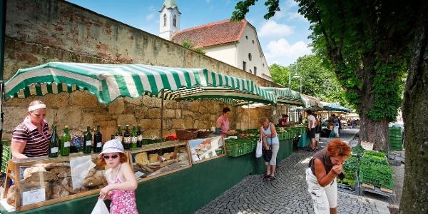 Bauernmarkt in Hartberg