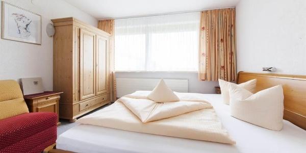 Schlafzimmer/Wohnung