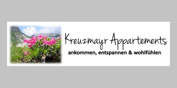 kreuzmayr appartements headline ohne blume