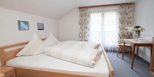 Wohnung Anna - Schlafzimmer