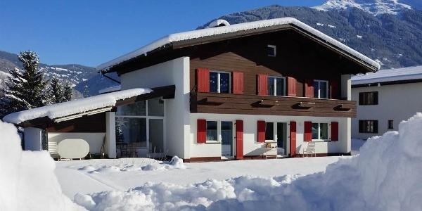 Winter Hochjochblick